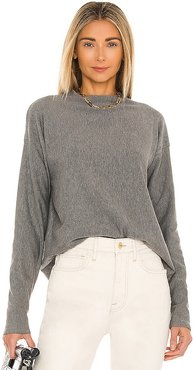 x REVOLVE Zeke Pullover in Grey. - size L (also in M, S, XL, XS, XXS)