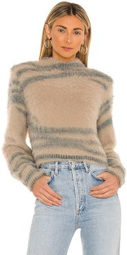 x REVOLVE Decklan Sweater in Taupe. - size S (also in XS)