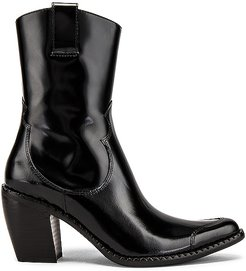 Xoro Bootie in Black. - size 10 (also in 6, 6.5, 7, 7.5, 8, 8.5, 9.5)