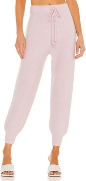 X REVOLVE Jogger in Pink. - size L (also in M, XS)