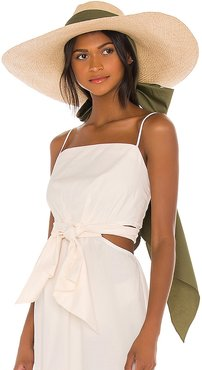 Paint In The Town Hat in Tan.