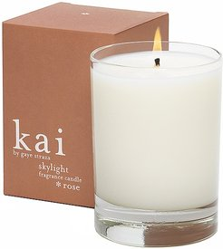 Rose Skylight Candle in Beauty: NA.