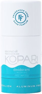 Mini Coconut Deodorant in Fragrance Free.