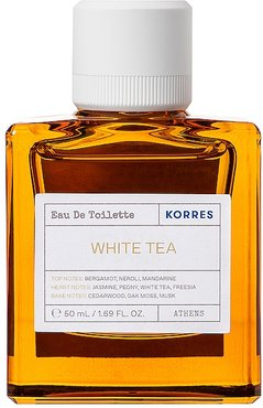 Eau de Toilette in White Tea.