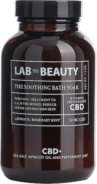 The Soothing Bath Soak in Beauty: NA.