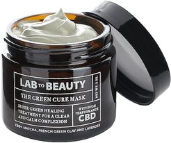 The Green Cure Mask in Beauty: NA.