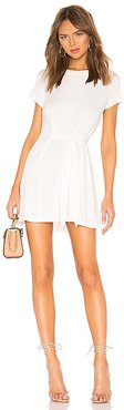 Cassidy Dress in White. - size M (also in XL)