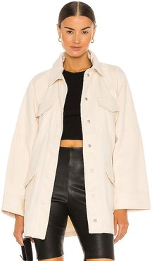 The Camillei Jacket in Ivory. - size L (also in XL)