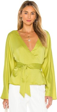 The Bonnie Top in Green. - size XS (also in XXS)