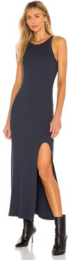 Candi Dress in Navy. - size L (also in M, S, XS)