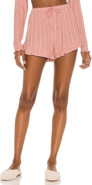 Coco Short in Rose. - size L (also in M, S, XL, XS, XXS)