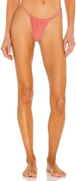 Janet Bottom in Rose. - size L (also in M, S, XL, XS, XXS)