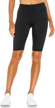 Life Time Bike Short in Black. - size L (also in M, S, XS)