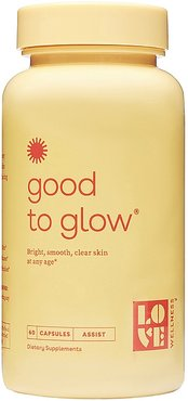Good to Glow in Beauty: NA.