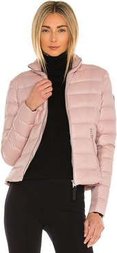 Reema Jacket in Blush. - size L (also in M, S, XS)