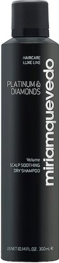 Platinum & Diamonds Scalp Soothing Dry Shampoo in Beauty: NA.