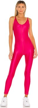 Jumpsuit in Pink. - size L (also in M, S, XS)