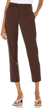 Tailored Pant in Brown. - size 38/XS (also in 44/L)