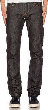 Super Skinny Guy in Left Hand Twill Selvedge 13.75 oz. - size 29 (also in 30, 34)