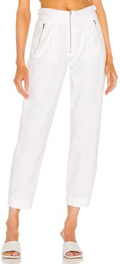 Gilles Pant in White. - size 25 (also in 26)