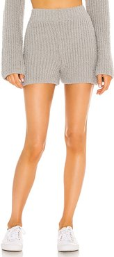 X REVOLVE Clyde Short in Grey. - size L (also in M, S, XS)