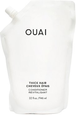 Thick Conditioner Refill Pouch in Beauty: NA.