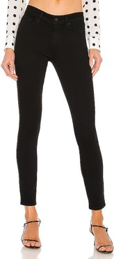 Verdugo Ankle Skinny in Black. - size 24 (also in 25, 26, 27, 28, 29, 30, 31)