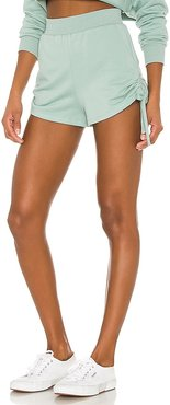 Liam Short in Mint. - size L (also in M, S, XS)