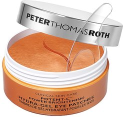 Potent-C Power Brightening Hydra-Gel Eye Patches in Beauty: NA.