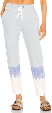 Oakland Pant in Blue,White. - size L (also in M, S, XS)