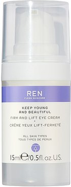 Keep Young and Beautiful Firm and Lift Eye Cream.