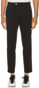 Relaxo Cropped Pant in Black. - size 29 (also in 30)