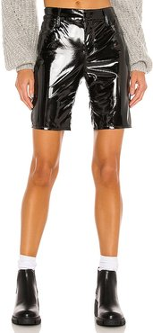 Toure Shorts in Black. - size 25 (also in 26, 27, 28, 29)