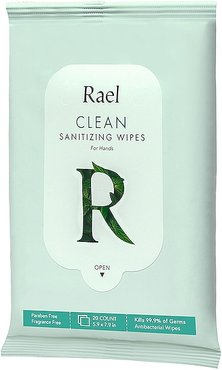 Clean Sanitizing Wipes for Hands in Beauty: NA.