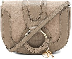 Hana Mini Crossbody Bag in Neutral.