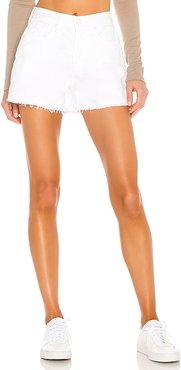 Monroe Cut Off Short in White. - size 23 (also in 24, 25, 26, 29, 32)