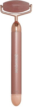 Rose Quartz Vibrating Roller in Beauty: NA.