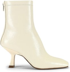 Joan Bootie in Ivory. - size 10 (also in 6, 6.5, 7, 7.5, 8, 8.5, 9, 9.5)