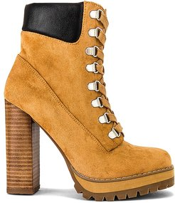 Breccan Bootie in Tan. - size 10 (also in 7.5, 8, 8.5, 9, 9.5)