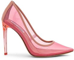 Tamper Heel in Pink. - size 10 (also in 6, 6.5, 7, 7.5, 8, 8.5, 9, 9.5)