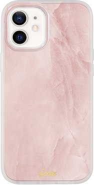 Magsafe Antimicrobial iPhone 12 Case in Pink.