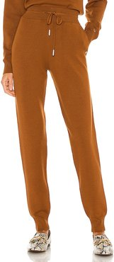 Verona Pant in Brown. - size M (also in S, XS)