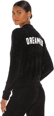 Dreamer Serenity Sweater in Black. - size M (also in L, S, XS)