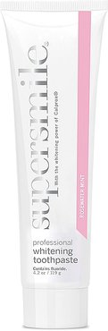 Professional Whitening Toothpaste in Rosewater Mint.