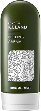 Back to Iceland Peeling Cream in Beauty: NA.
