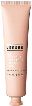 The Shortcut Overnight Facial Peel in Beauty: NA.
