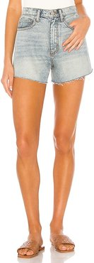 High Rise Short. - size 24 (also in 25, 26, 27, 28, 29, 30, 31)