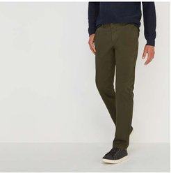 Stretch Chino Pant, Dark Olive (Size 34X30)