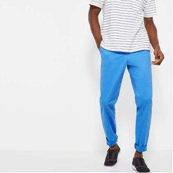 Essential Chinos, Bright Blue (Size 30X32)