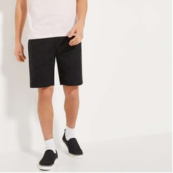 Essential Chino Shorts, Black (Size 32)